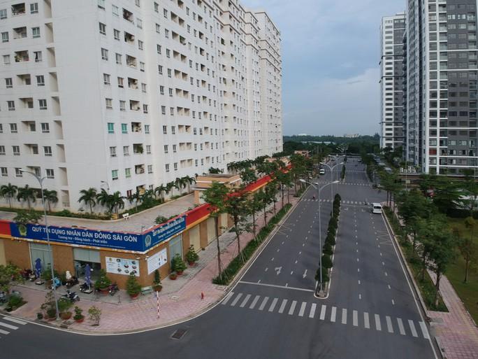 Cận cảnh 3.790 căn hộ tái định cư không ai mua ở khu đất vàng Thủ Thiêm - Ảnh 2.
