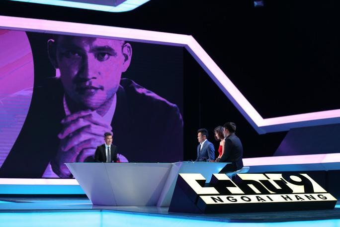 Công Vinh lần đầu sắm vai MC dẫn chương trình Thứ 9 Ngoại hạng trên K+ - Ảnh 2.