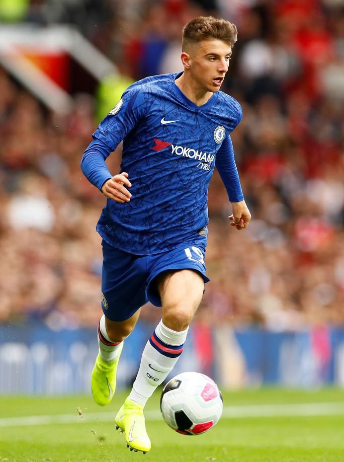 Phản công siêu đỉnh, Man United hạ nhục Chelsea ở Old Trafford - Ảnh 2.