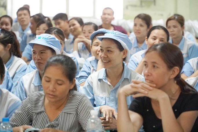 Chung tay chăm sóc sức khỏe sinh sản cho người lao động - Ảnh 1.