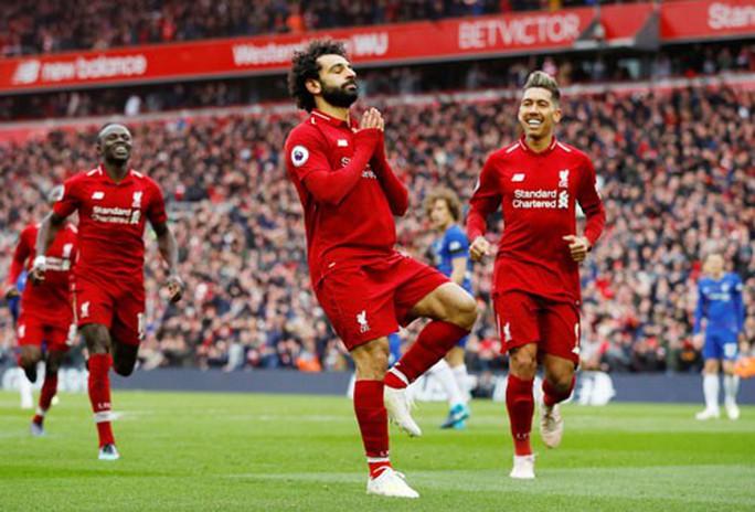 Siêu cúp châu Âu: Liverpool quyết giành cú đúp - Ảnh 1.