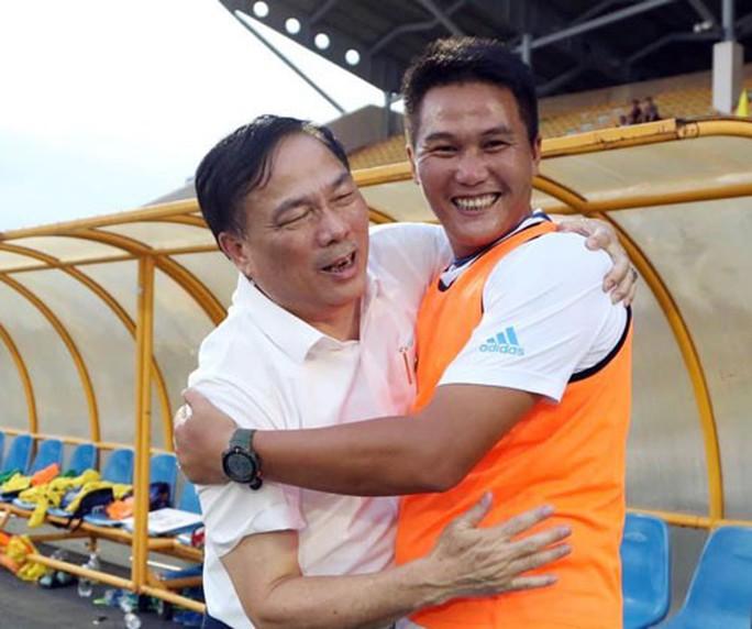 Thanh Hóa thay tướng, có HLV trẻ nhất lịch sử V-League - Ảnh 1.