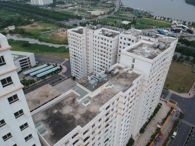 Cận cảnh 3.790 căn hộ tái định cư không ai mua ở khu đất vàng Thủ Thiêm - Ảnh 6.