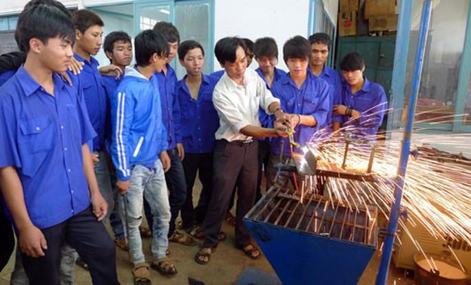 Cơ cấu lao động của Việt Nam còn lạc hậu - Ảnh 1.