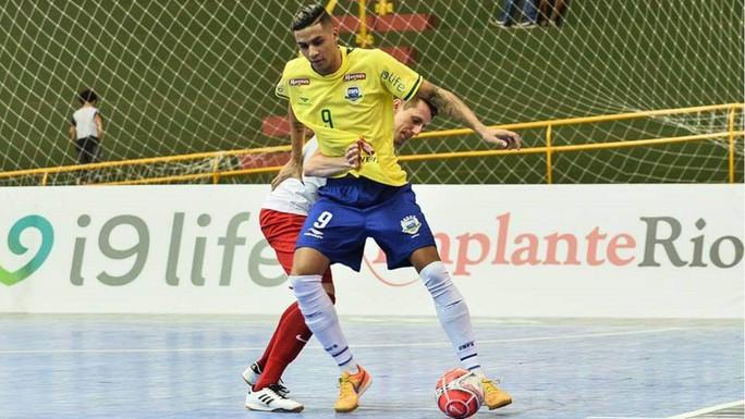 Cầu thủ Brazil bị bắn chết sau khi rời hộp đêm - Ảnh 1.