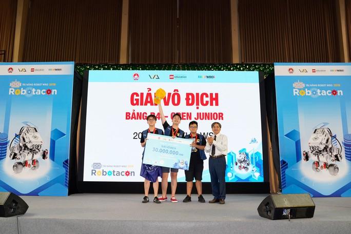 7 đội tuyển học sinh Việt Nam tranh tài cuộc thi Robot quốc tế - Ảnh 2.