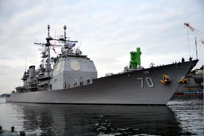 """Trung Quốc """"cấm cửa"""" tàu chiến Mỹ cập cảng Hồng Kông - Ảnh 1."""