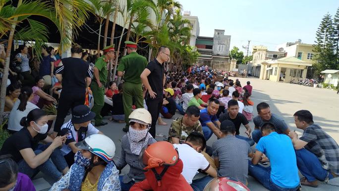 Tổng Giám đốc Công ty KaiYang mất tích, hơn 2.500  công nhân tiếp tục chờ đợi - Ảnh 2.