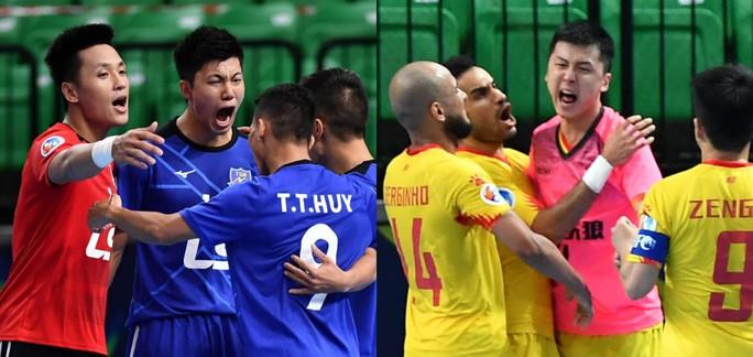 Thái Sơn Nam trước cơ hội vào bán kết AFC Futsal Club Championship 2019 - Ảnh 1.