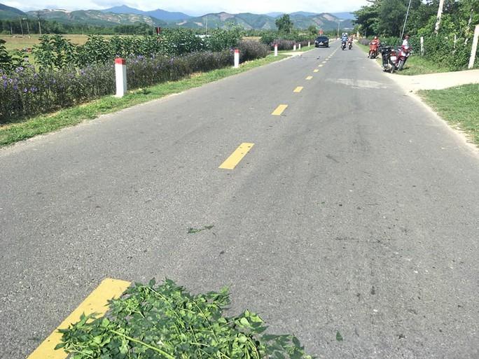 Chạy xe máy chạy từ đường liên thôn ra quốc lộ, người đàn ông tử vong - Ảnh 1.