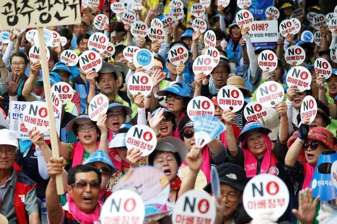 """Nhật Bản cảnh báo công dân đi lại Hàn Quốc """"mùa cao điểm"""" - Ảnh 1."""