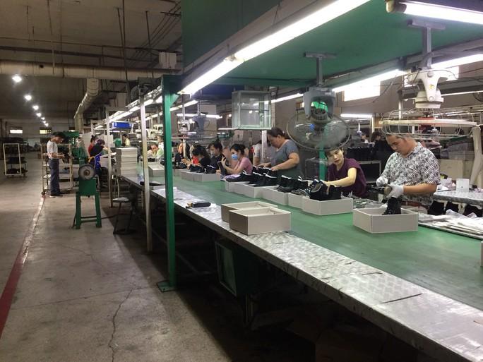 Công nhân Công ty CP Thanh Bình đã trở lại làm việc - Ảnh 3.