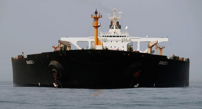 Gibraltar sắp thả tàu chở dầu Iran - Ảnh 1.