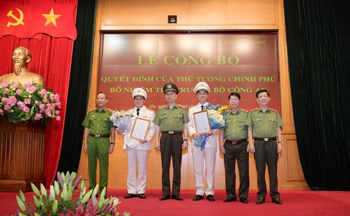 Trung tướng Lương Tam Quang và Thiếu tướng Nguyễn Duy Ngọc trở thành 2 tân Thứ trưởng Bộ Công an - Ảnh 1.