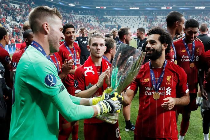 Kép phụ Adrian tỏa sáng, Liverpool đoạt Siêu cúp châu Âu - Ảnh 14.