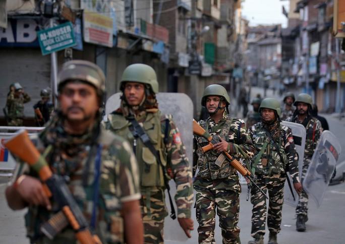 Ấn Độ cứng rắn trước sức ép từ Pakistan - Ảnh 1.
