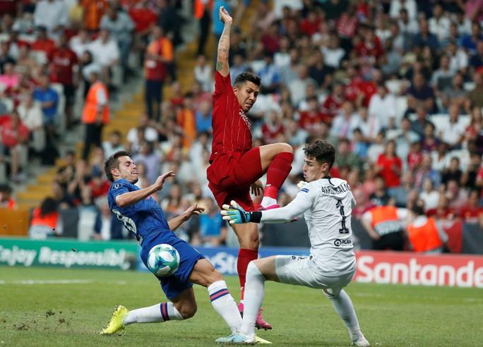 Kép phụ Adrian tỏa sáng, Liverpool đoạt Siêu cúp châu Âu - Ảnh 6.