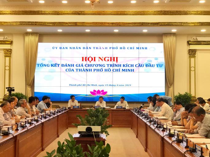TP HCM: 1 đồng vốn ngân sách thu hút được 13,45 đồng từ xã hội - Ảnh 1.