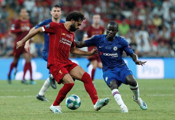 Kép phụ Adrian tỏa sáng, Liverpool đoạt Siêu cúp châu Âu - Ảnh 3.
