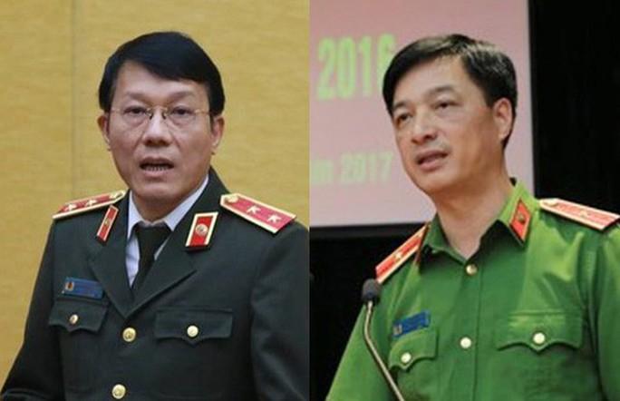 Trung tướng Lương Tam Quang và Thiếu tướng Nguyễn Duy Ngọc trở thành 2 tân Thứ trưởng Bộ Công an - Ảnh 2.