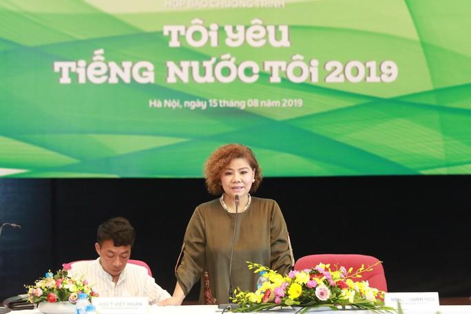 Người Việt toàn thế giới so tài tại liên hoan Tôi yêu tiếng nước tôi - Ảnh 1.