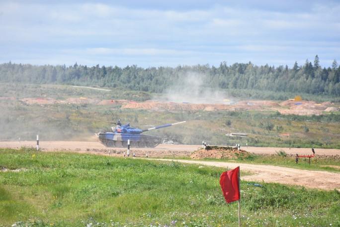 Sức mạnh nào giúp đội tuyển xe tăng Việt Nam đoạt giải nhì Army Games 2019? - Ảnh 8.