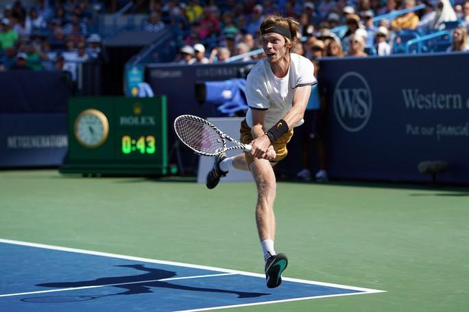 Federer thi đấu tệ, sớm bị loại ở Cincinnati Open 2019 - Ảnh 5.