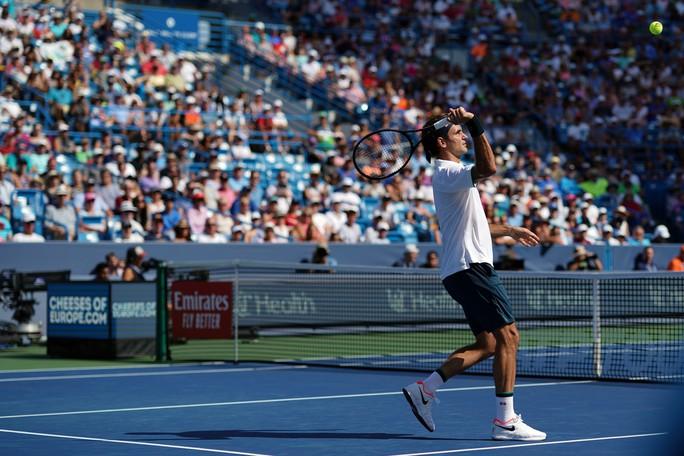 Federer thi đấu tệ, sớm bị loại ở Cincinnati Open 2019 - Ảnh 3.