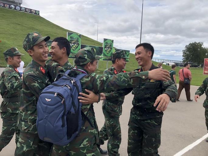 Sức mạnh nào giúp đội tuyển xe tăng Việt Nam đoạt giải nhì Army Games 2019? - Ảnh 11.