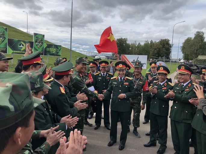Sức mạnh nào giúp đội tuyển xe tăng Việt Nam đoạt giải nhì Army Games 2019? - Ảnh 2.