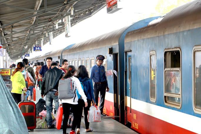 Đường sắt điều chỉnh giảm giá vé cho nhiều đối tượng  - Ảnh 2.