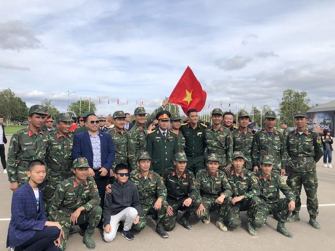 Sức mạnh nào giúp đội tuyển xe tăng Việt Nam đoạt giải nhì Army Games 2019? - Ảnh 13.