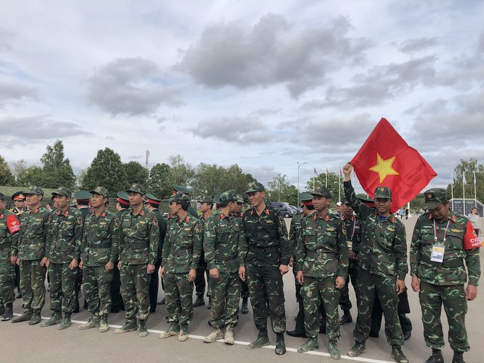 Sức mạnh nào giúp đội tuyển xe tăng Việt Nam đoạt giải nhì Army Games 2019? - Ảnh 6.