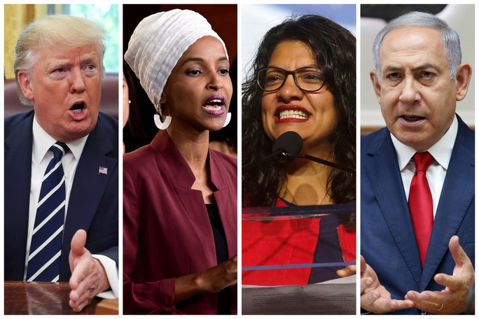 Hành động chưa từng có của Israel với nghị sĩ Mỹ - Ảnh 1.
