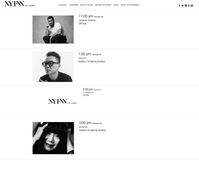 Công Trí được mời diễn tại New York fashion week 2020 - Ảnh 3.