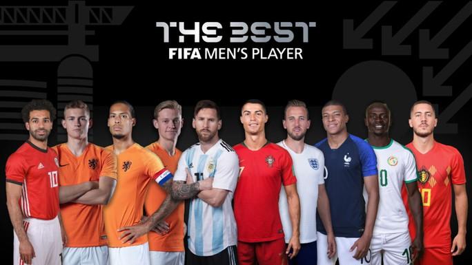 Van Dijk mơ lật đổ Messi, Ronaldo ở FIFA The Best 2019 - Ảnh 6.