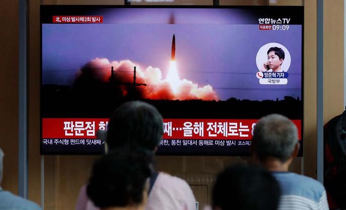 Tên lửa mới của Triều Tiên không dễ ngăn chặn - Ảnh 1.