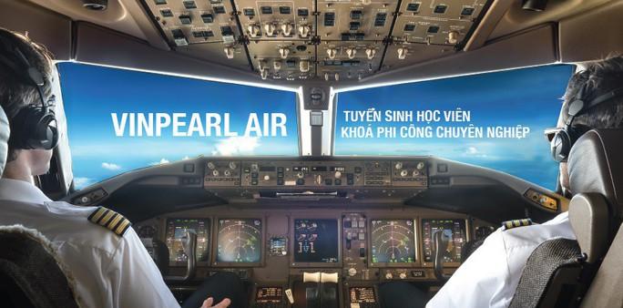 Từ hôm nay 16-8, Vingroup tuyển 400 học viên phi công, bao đầu ra - Ảnh 1.