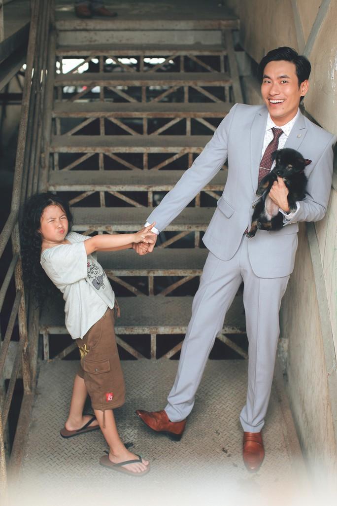"""Kiều Minh Tuấn tái xuất màn ảnh rộng với """"Nắng 3"""" - Ảnh 1."""