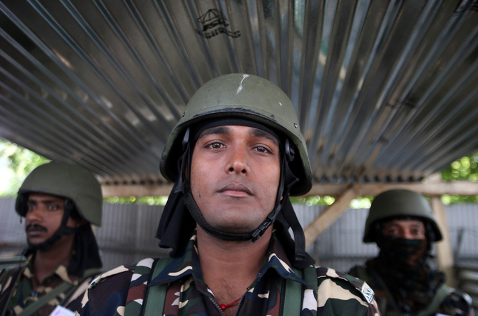 Ấn Độ - Pakistan khẩu chiến về Kashmir - Ảnh 1.