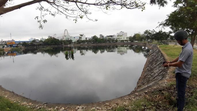 Đà Nẵng: Công trình hơn 100 tỉ đồng không thể xử lý được nước thải vì… bị ngập - Ảnh 2.