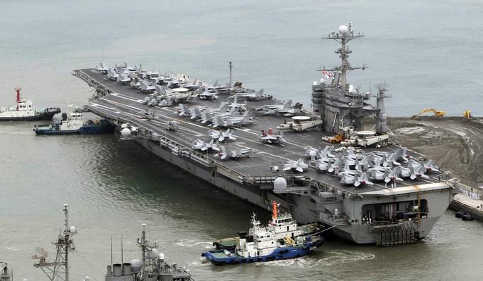 Chiến lược châu Á của Mỹ gặp thách thức - Ảnh 1.