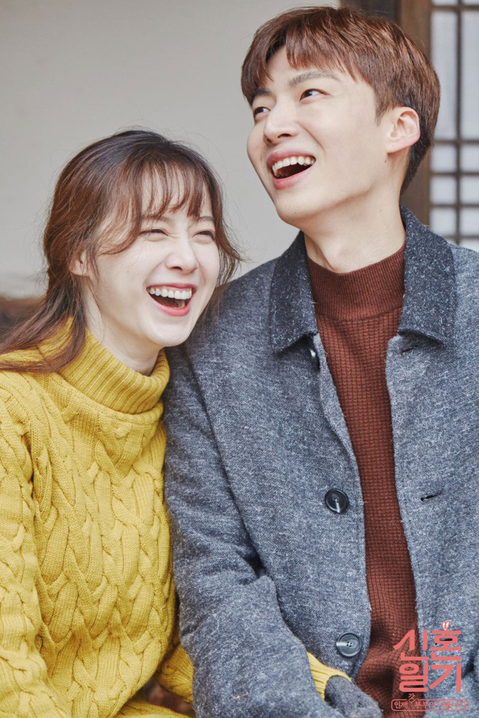 Tiết lộ sốc về vụ ly hôn giữa Goo Hye Sun và chồng trẻ - Ảnh 2.