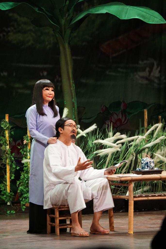 Thanh Kim Huệ - Chí Tâm tái hợp Lan và Điệp sau 45 năm - Ảnh 6.