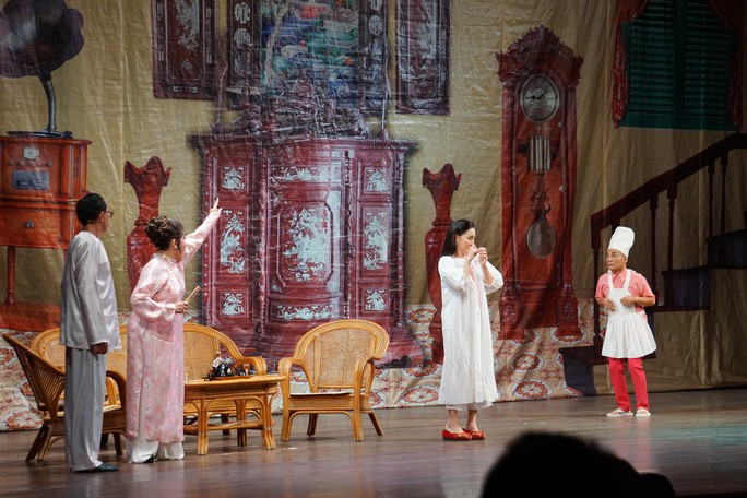 Thanh Kim Huệ - Chí Tâm tái hợp Lan và Điệp sau 45 năm - Ảnh 4.