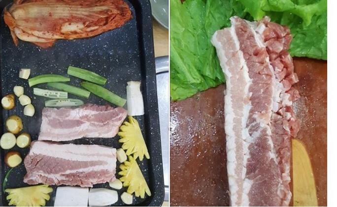 Nhà hàng BBQ sử dụng thịt heo không rõ nguồn gốc bị phạt 56,5 triệu đồng - Ảnh 1.