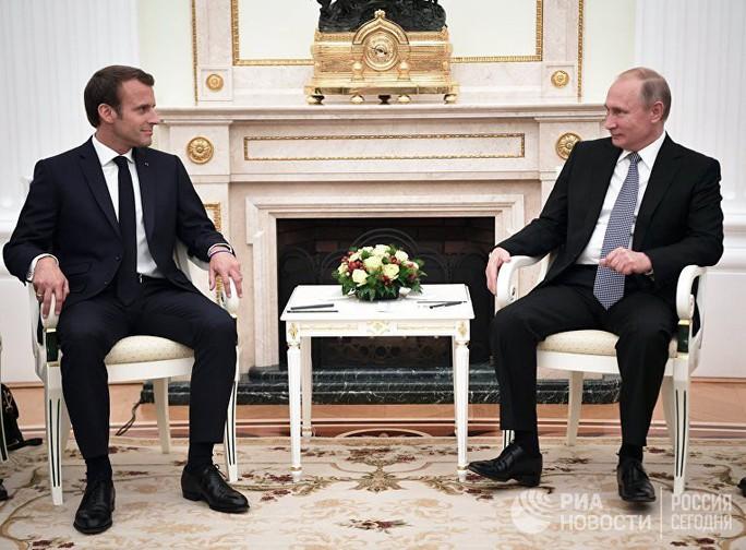 Pháp cần ông Putin là đồng minh? - Ảnh 1.