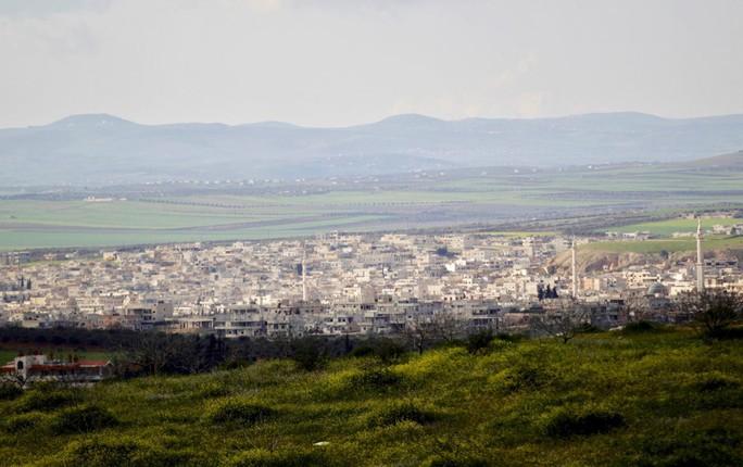 Quân của ông Assad tung hoành ở Idlib, thế như chẻ tre - Ảnh 1.
