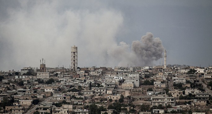 Quân của ông Assad tung hoành ở Idlib, thế như chẻ tre - Ảnh 2.