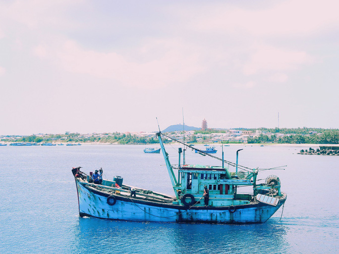 Về Phú Quý hát bài ca tôm cá - Ảnh 3.